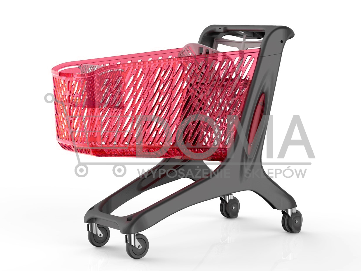 Wózek Rabtrolley MAXI Basic 210l